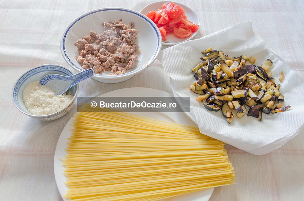 Spaghetti alla Norma - ingrediente
