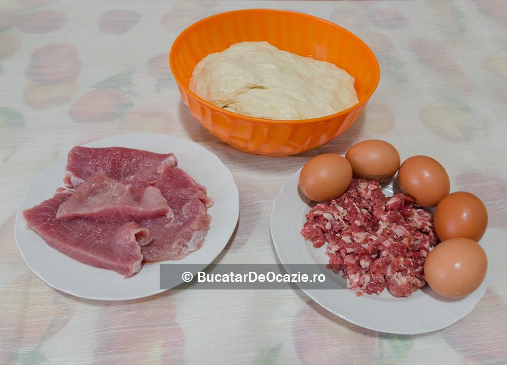 Torta pasqualina - ingrediente